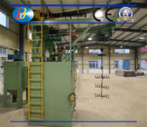 China Double Hanging Hooks Steel Shot Blasting Machine Large Effective Space For Thermal Slug factory