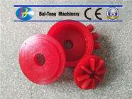 China AC Oil Free Sandblasting Accessories Multistation Polyurethane Pump Assembly factory