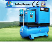 China Electric Screw Industrial Air Compressor Air / Water Cooling Method High Durability factory