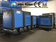 China Portable Electric Air Compressor , High Pressure Air Compressor Combined With Dryer factory