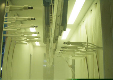 Easy Operated Paint Coating Lines CE Certified Auto Spraying Paint Line Systems