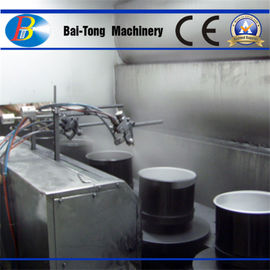 Fully Automatic Paint Coating Lines Durable For Electric Rice Cooker Pot