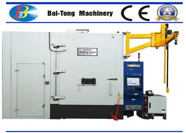 Advanced CNC Shot Peening Machine Surface Treatment For Aircraft Undercarriage