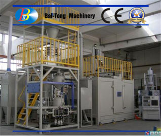 Robot Gantry Shot Peening Process Machine , Shot Peening System Multi Axis Design