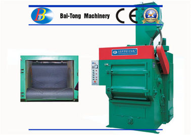 One Blast Wheel Type Shot Blasting Equipment 600 - 1200 Kg/H Productivity