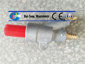 Internal Thread Sandblasting Accessories Aluminum Eject Sandblast Gun For Sandblast Cabinet