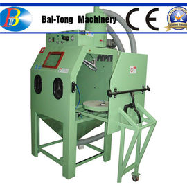 Good Sealing Pressure Blast Cabinet , Media Blasting Equipment OEM Compact Design