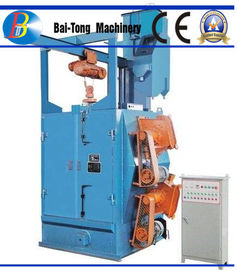 Heavy Duty Type Steel Shot Blasting Machine High Impeller Blasting Volume